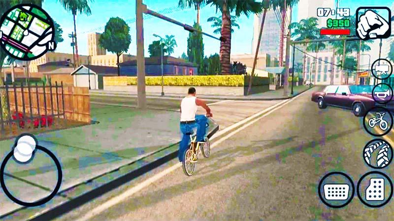 GTA San Andreas APK S1