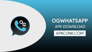 OGWhatsApp APK Download