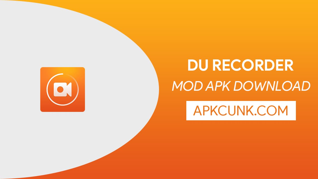 DU Recorder MOD APK