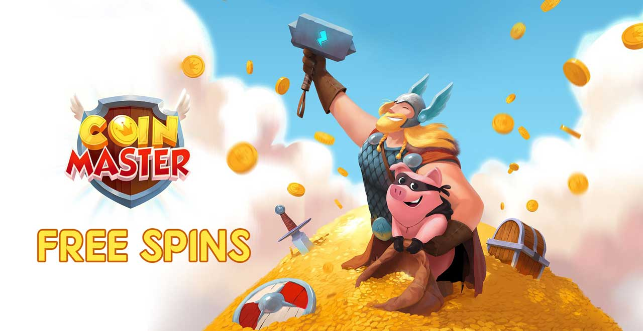 coin master free spins